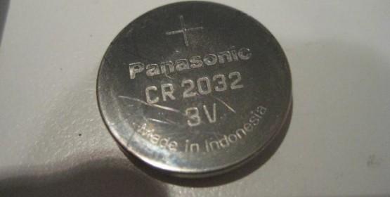 Замена батарейки в брелке Киа Рио