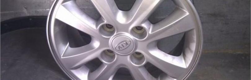 Разболтовка колёс Kia Cerato
