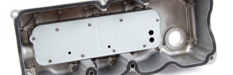Замена прокладки клапанной крышки двигателя Матиз
