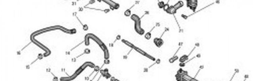Не включается вентилятор радиатора Дэу Ланос: признаки, причины и методы устранения