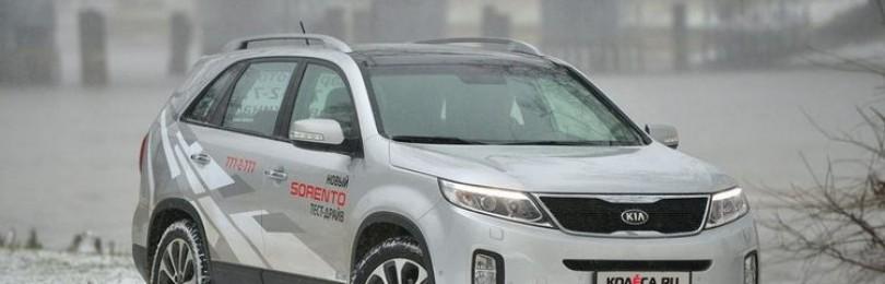 Выбираем Киа Соренто: бензин против дизеля