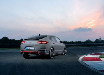 Hyundai Motor представил  i30 Fastback N