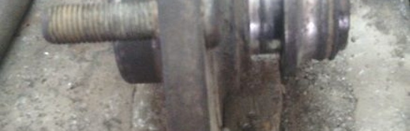 Замена ступицы Chevrolet Lacetti