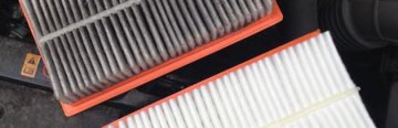 Воздушный фильтр Хендай Солярис