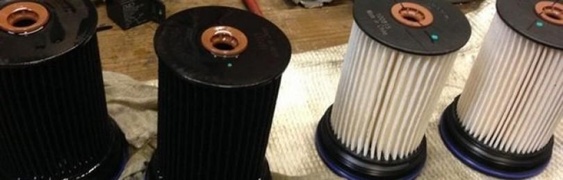 Замена топливного фильтра Шевроле Каптива (дизель)