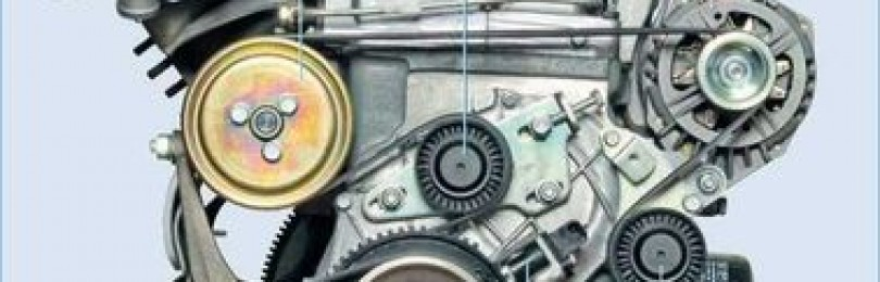 Проблемы двигателя Шевроле Нива