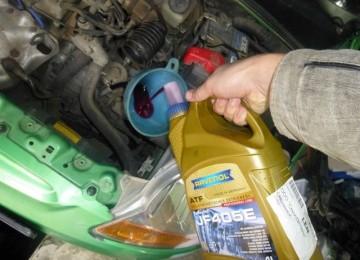 Масло для двигателя Шевроле Спарк: количество, замена