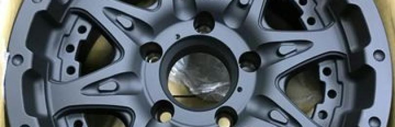 Разболтовка колёс SsangYong Rexton