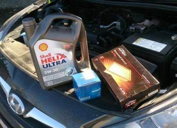 Регламент технического облуживания Hyundai Solaris