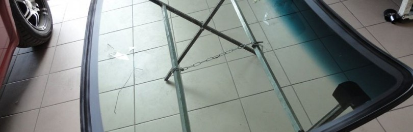 Замена лобового стекла Шевроле Авео своими руками