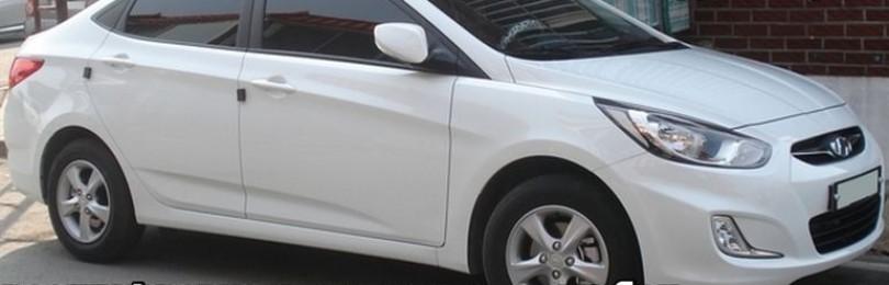 Коды ошибок ЭБУ Hyundai Accent