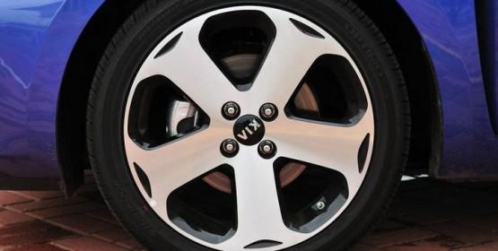 Разболтовка колёс Kia Rio
