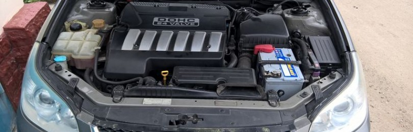 Двигатель Шевроле Эпика