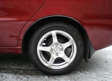 Разболтовка колёс Дэу Ланос