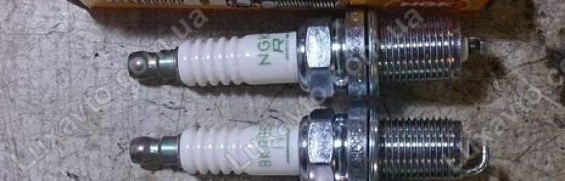 Свечи для Шевроле Лачетти