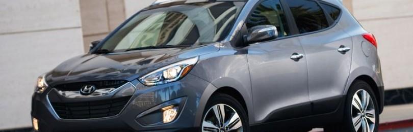 Разболтовка колёс Hyundai Tucson