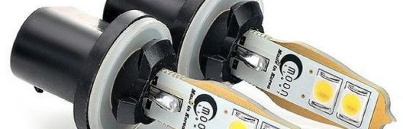Какие типы ламп используются в фарах и фонарях Hyundai Tucson