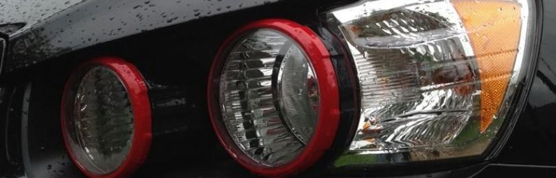 Замена ламп блок-фары Chevrolet Aveo T300
