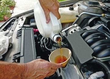 Какое масло лить в двигатель Киа Спектра