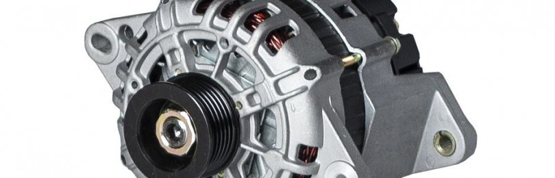 Замена генератора Chevrolet Spark