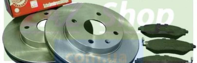 Замена передних тормозных дисков Chevrolet Lacetti