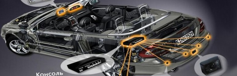 Установка парктроника на Chevrolet Aveo своими руками: фото и видео