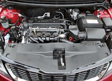 Характеристика двигателя Киа Рио 1.4
