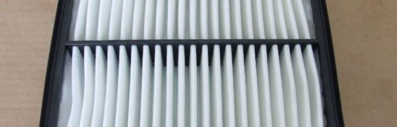 Замена воздушного фильтра Шевроле Ланос