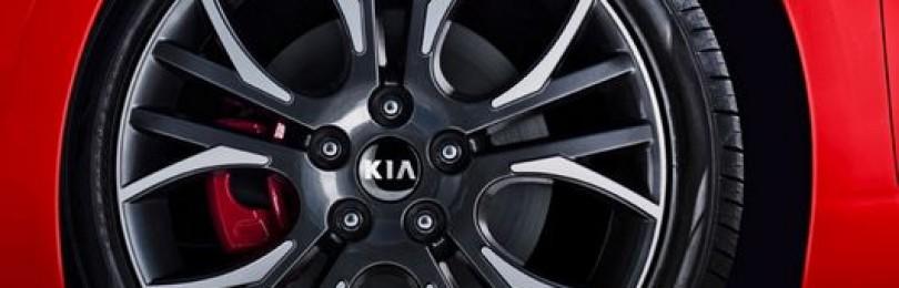 Разболтовка колёс Kia Magentis MG