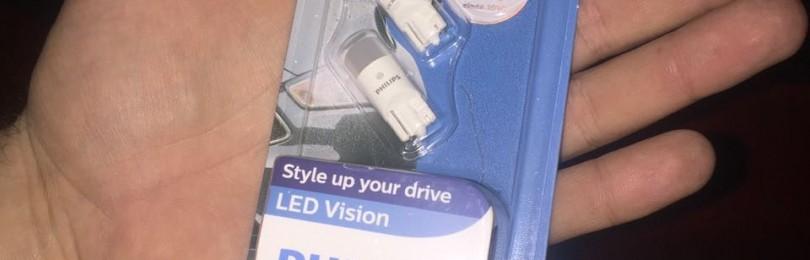 Замена лампы подсветки номера Хендай I30