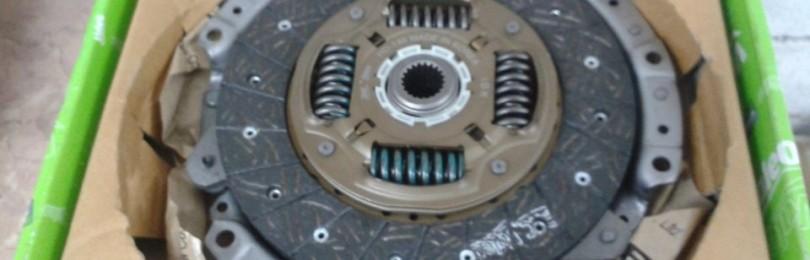 Замена комплекта сцепления Хендай I30