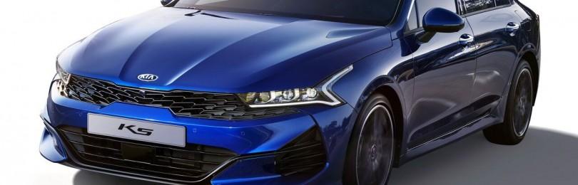 Киа К5 — новый взгляд на корейские автомобили