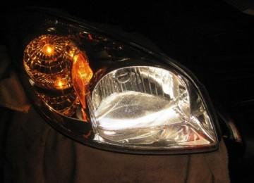 Замена ламп Шевроле Кобальт: фото и видео
