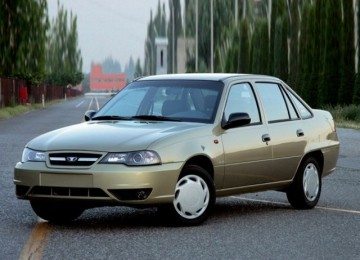 Разболтовка колёс Daewoo Nexia