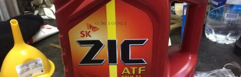 Замена масла в АКПП Хендай Гетц