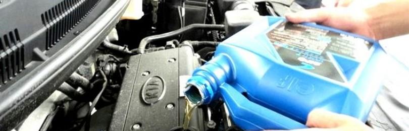 Какое моторное масло выбрать для KIA Rio