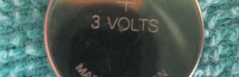 Замена батарейки в ключе Chevrolet Lacetti
