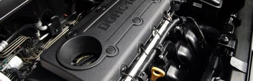 Объём двигателя KIA SPORTAGE