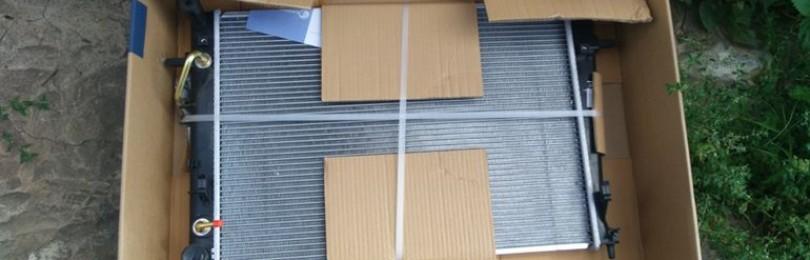 Замена радиатора системы охлаждения Хендай Туксон