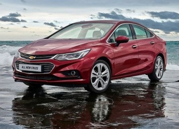Новый Chevrolet Cruze: последняя презентация в Кореи