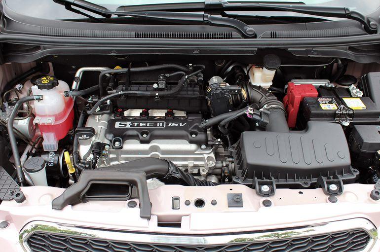 Двигатель Спарк