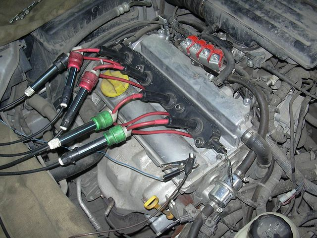 Мотор Шевроле Лачетти