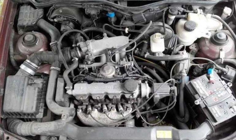 8-клапанный мотор Дэу Нексия
