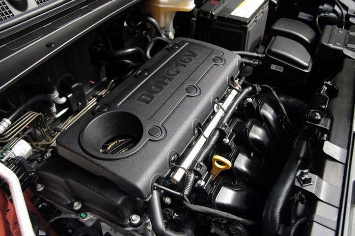 Двигатель Kia Sportage.