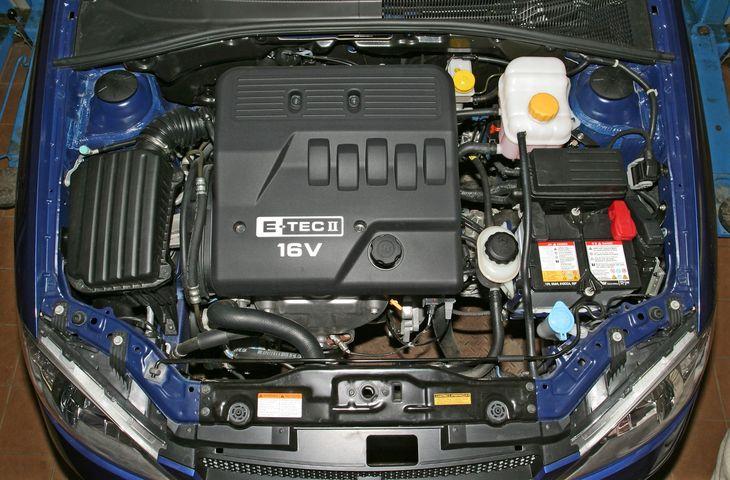 Мотор Chevrolet Lacetti