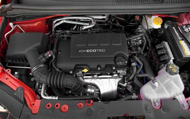 Мотор Chevrolet Aveo 1.4.