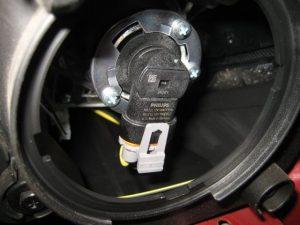 Лампа главного света Хендай ix35