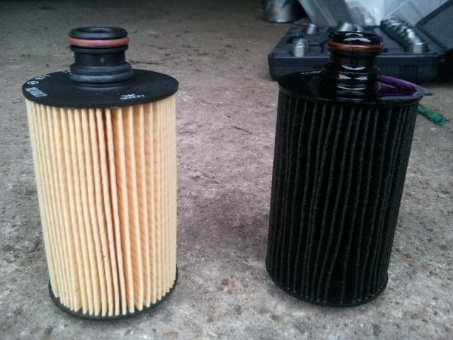 Масляные фильтры Ссанг Енг Корандо