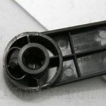 Снимаем ручку стеклоподъёмника Шевроле Авео
