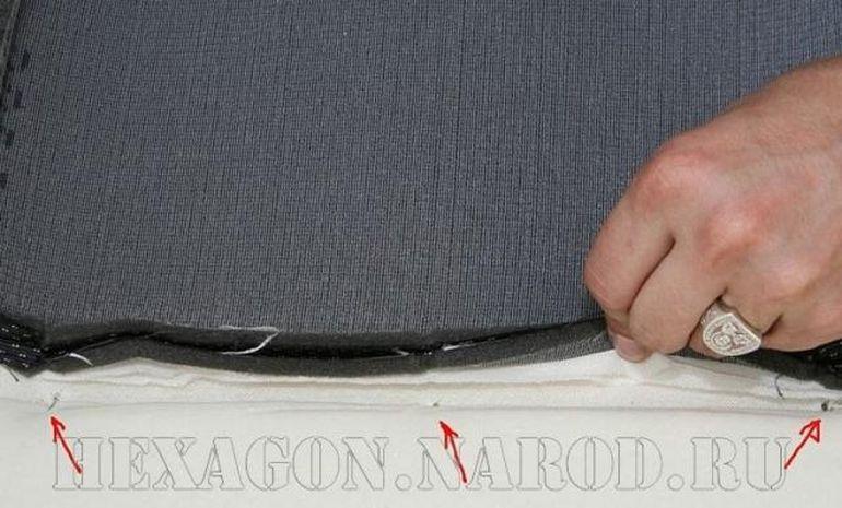 Снятие обшивка Шевроле Авео